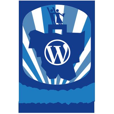 WordCamp Jakarta 2017 Logo
